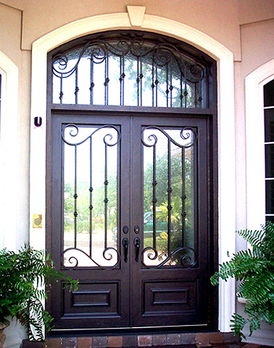 Grainger metal works entry doors for Metal entry doors